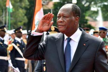 Ivory Coast's Ouattara says he's free to run again in 2020