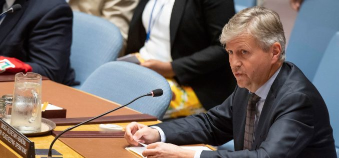 Mali: Presidential elections critical to consolidate democracy, says UN peacekeeping chief