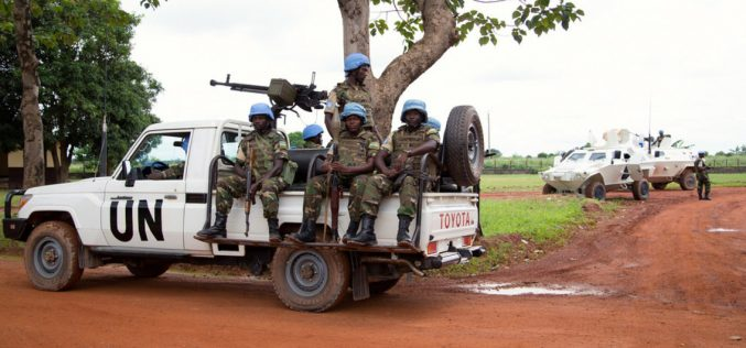 Guterres strongly denounces latest attack on peacekeepers in Central African Republic