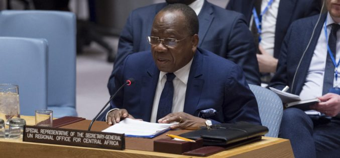 Terrorism diverts resources from 'much-needed' development to 'costly' security, warns UN envoy for Central Africa