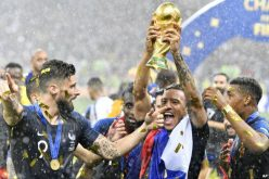 France Takes World Cup With 4-2 Win Over Croatia