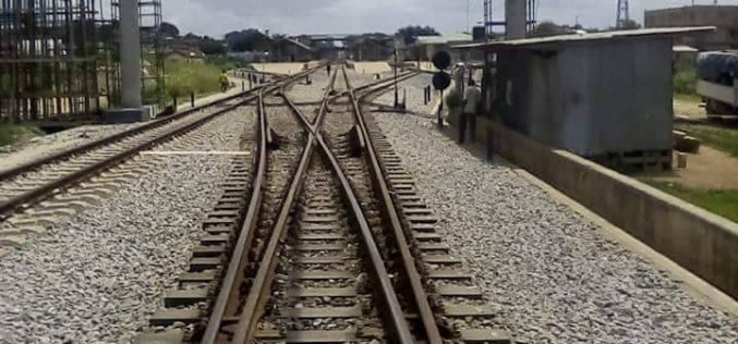 Ghana Railway project on course