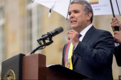 Colombia's new president Iván Duque sworn into office