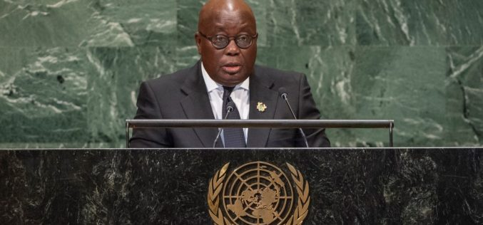 """Reform UN To Suit Contemporary Needs"" – President Akufo-Addo"