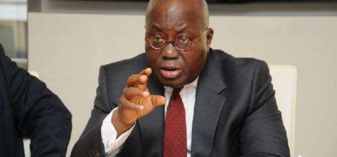 Akufo-Addo to receive Outstanding Leaders Award in New York