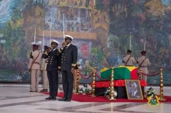 Ghanaians says farewell to Kofi Annan