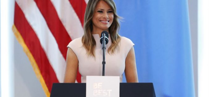 Melania Trump to Visit Ghana 3 African Countries