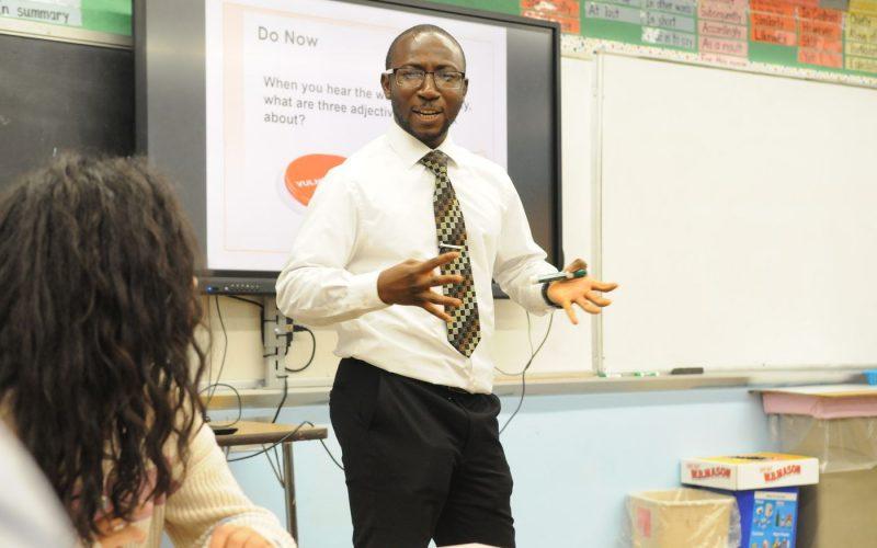 Inspiring Bronx educator named 2019 New York State Teacher of the Year