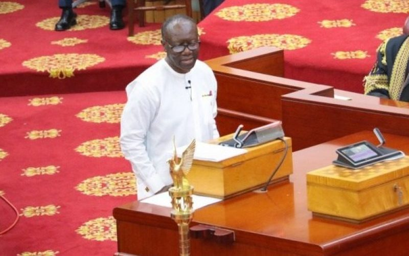 Ghana Government unveils ambitious plan to grow economy by 7.6% in 2019