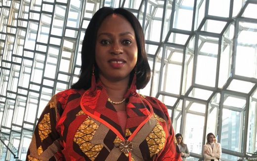 Woman power from Ghana to Iceland