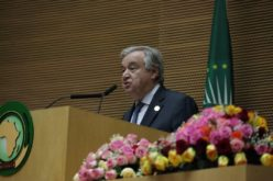 Service and sacrifice of African peacekeepers 'at the forefront of our minds': UN chief