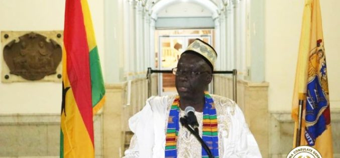 Ghanaians abroad urged to unite and deal with their challenges