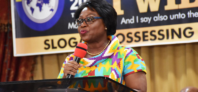 We cannot develop without peace and unity – Ambassador Martha Ama Akyaa Pobee