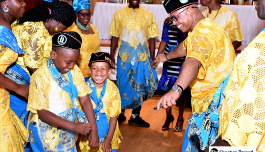 Mboho Ima Ndito Nsit Atai raises funds to support medical mission.