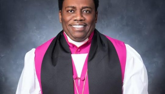 Renowned Ghanaian evangelist consecrated as Bishop