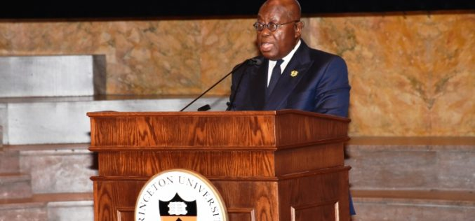 """""""The Future Is Africa"""" – President Akufo-Addo"""