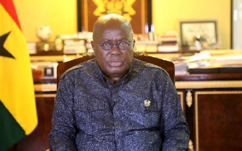 Your safety is government's top priority – Akufo-Addo to Health Workers