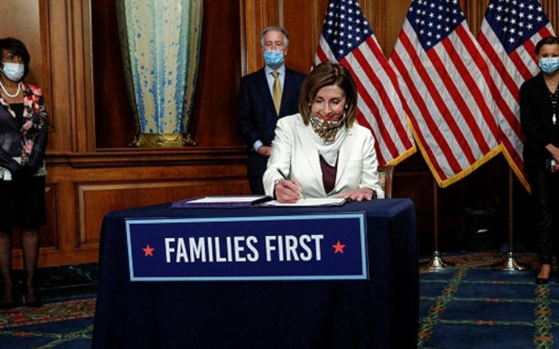 U.S. House passes US$500 billion coronavirus bill in latest relief package