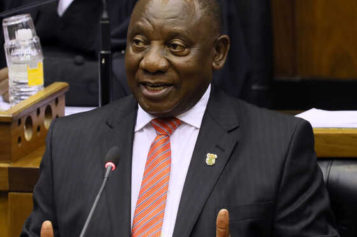 South Africa's President Announces $26 Billion Coronavirus Rescue Package