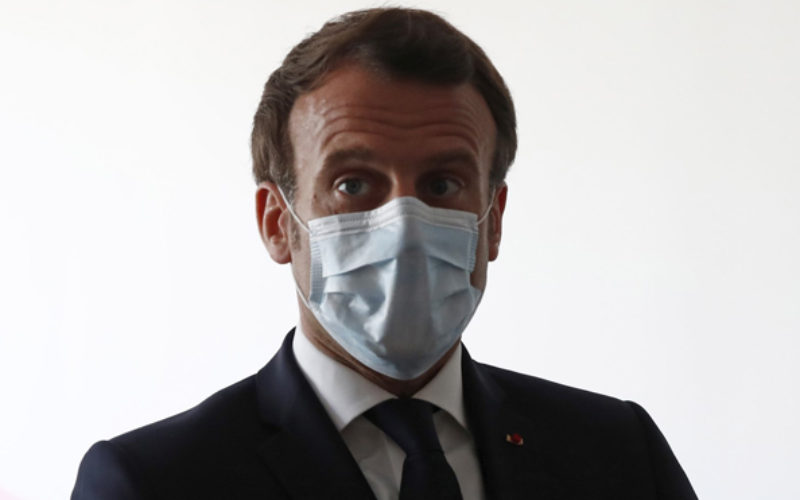 France's president says US and China back a world truce and he thinks Putin will 'definitely agree'