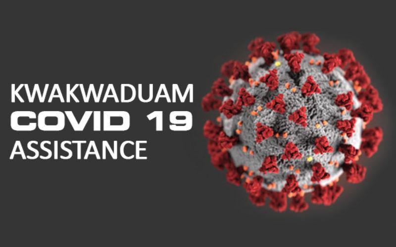 Kwakwaduam Association Inc. of New York Establishes $3,000 COVID-19 Relief Fund for Members