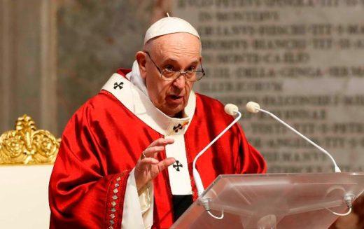 Pope Francis condemns death of George Floyd, calls US unrest 'disturbing'